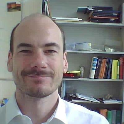 Portrait Volker Nehring
